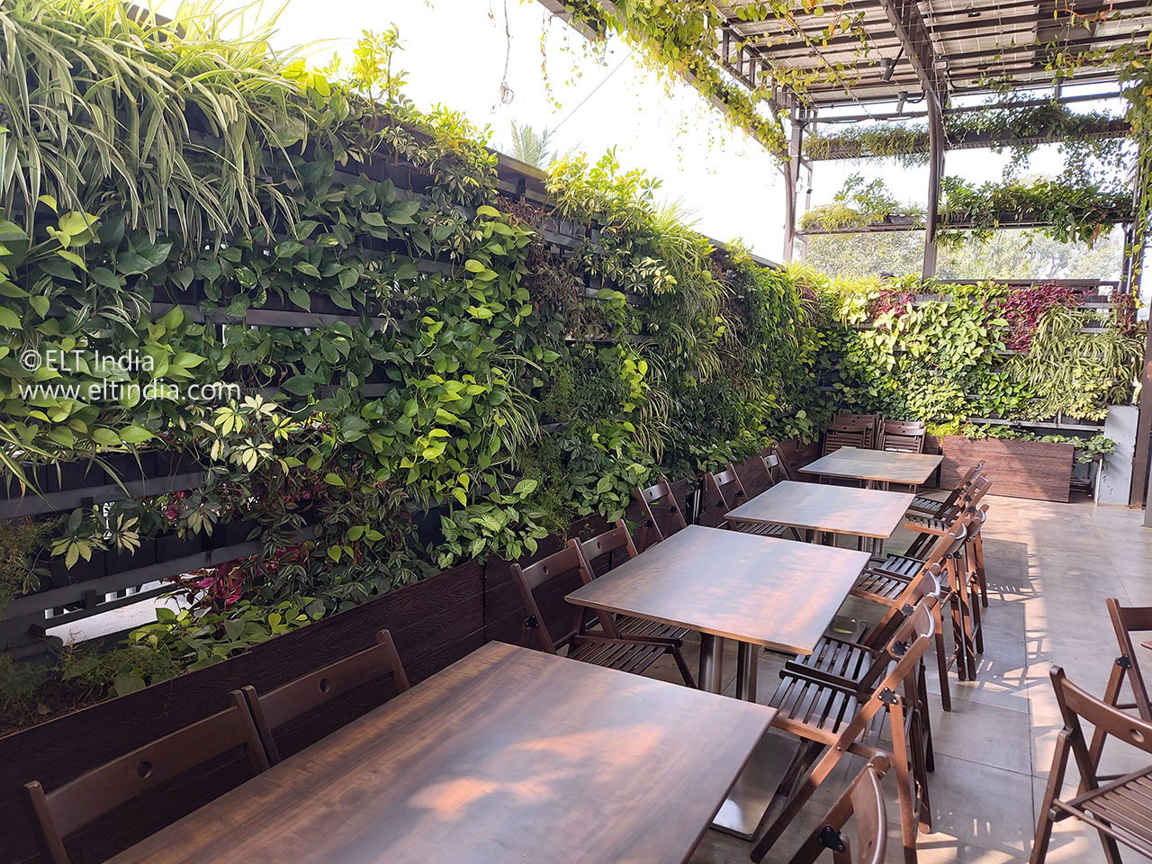Green Wall System Case Study